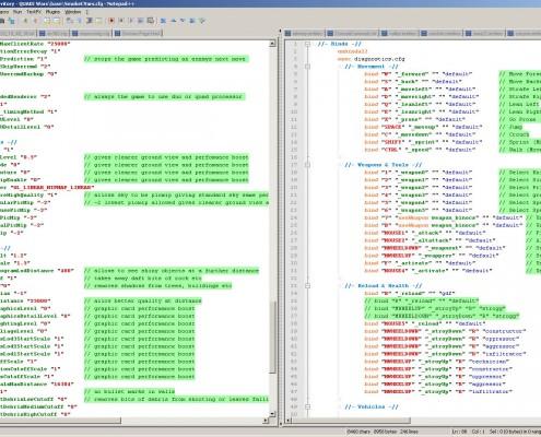 Éditeur de code pour programmer