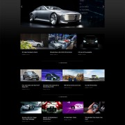 Site Wordpress Mercedes