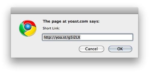 URL courtes pour Wordpress