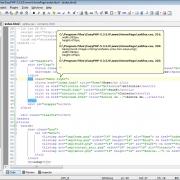 IDE pour coder en PH