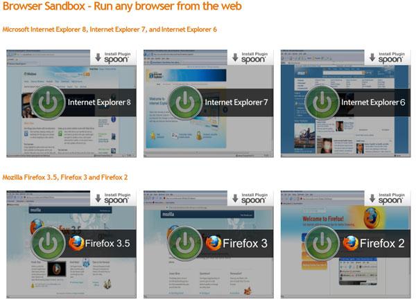 Tester un site sur plusieurs navigateurs