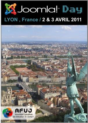 Les Joomladays à Lyon